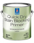 Sherwin Williams Грунт Quick Dry Stain Blocking Primer Int/Ext быстросохнущий