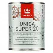 Tikkurila Unica Super / Тиккурила Уника Супер 20 яхтный лак полуматовый