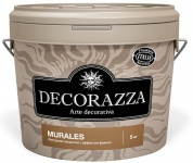 Decorazza MURALES / Муралес Фактурное покрытие с эффектом плавных цветовых переходов