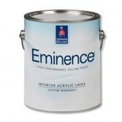 Sherwin Williams Eminence Low Voc interior latex Краска для потолков 3,8л