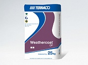 Terraco WEATHERCOAT/Террако ВЕЗЕРКОАТ Порошок